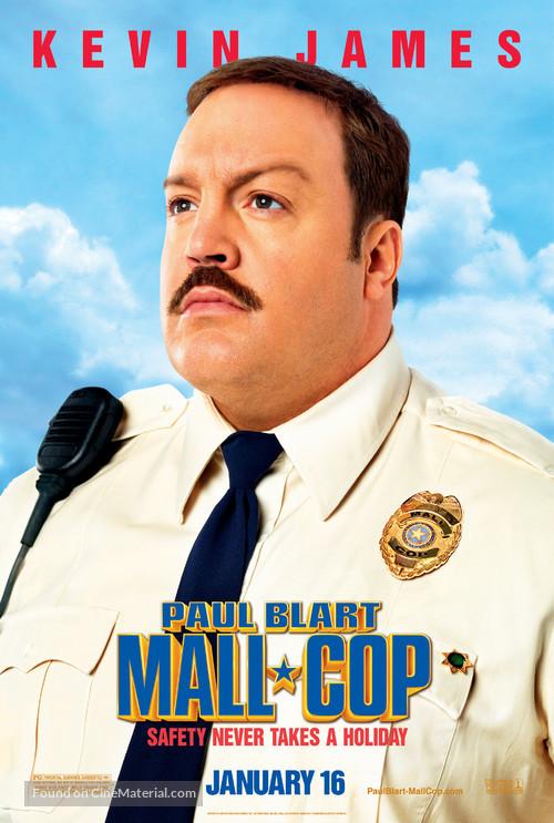 Paul Blart: Mall Cop - Movie Poster