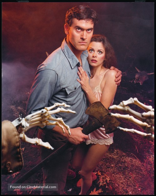 The Evil Dead - Key art