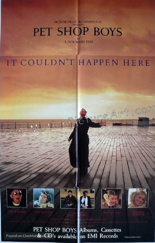 It Couldn't Happen Here - Movie Poster