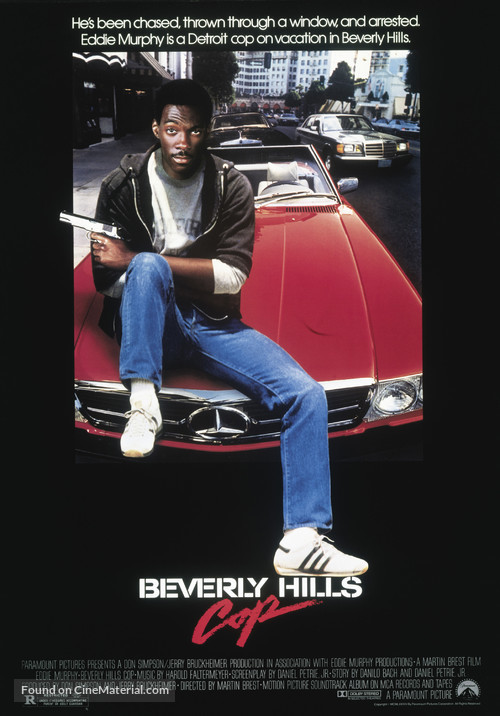 Beverly Hills Cop - Movie Poster