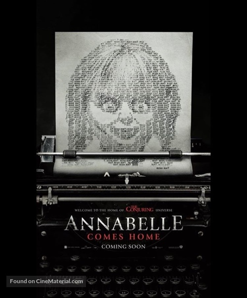 Annabelle Comes Home - Movie Poster