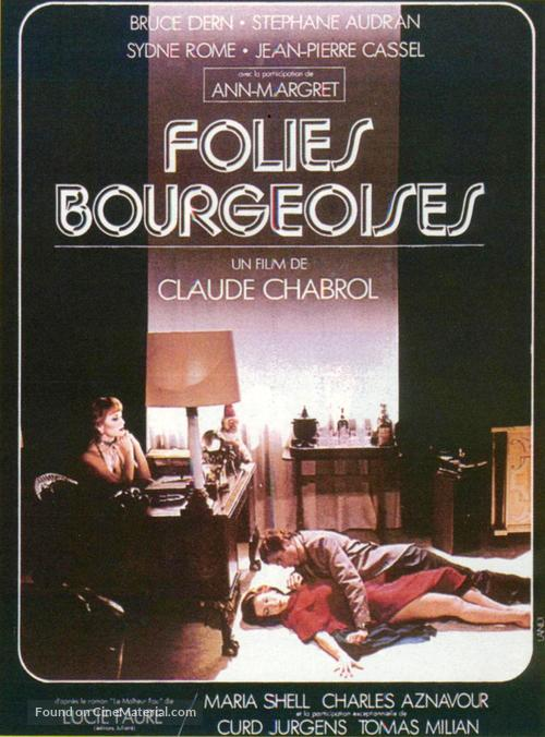 Folies bourgeoises - French Movie Poster