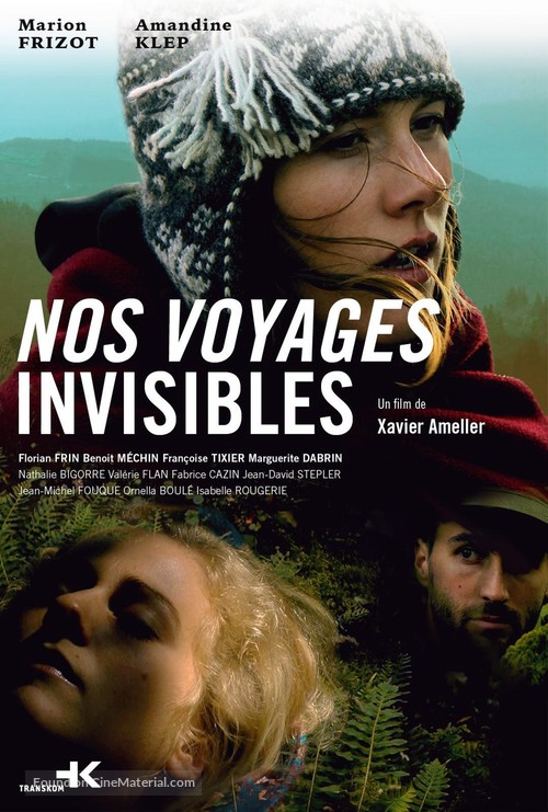 Nos voyages invisibles - IMDb - French Movie Poster