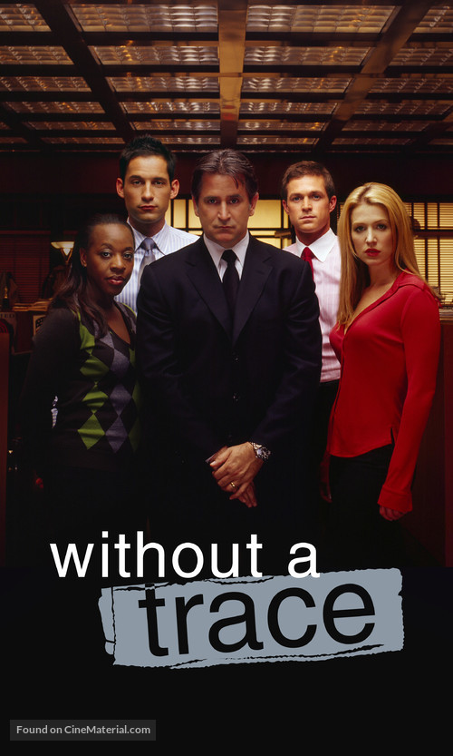 """Without a Trace"" - Movie Poster"