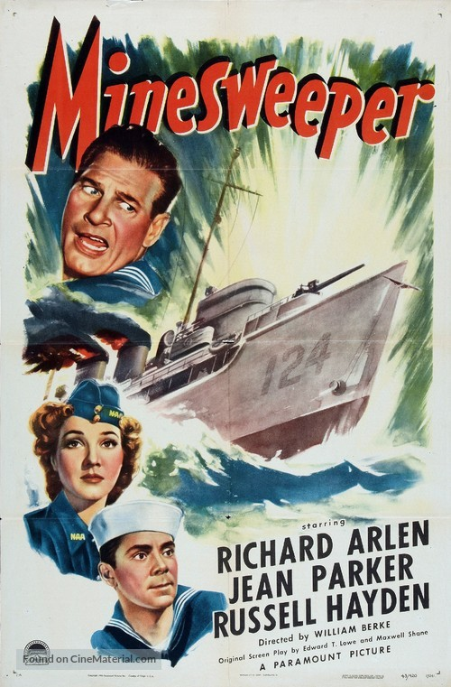 Minesweeper - Movie Poster