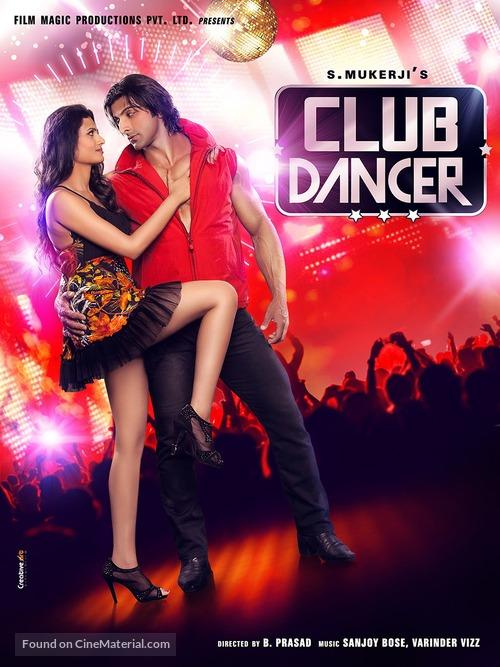 Club Dancer - Indian Movie Poster
