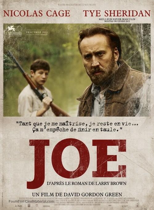 Joe - French Movie Poster