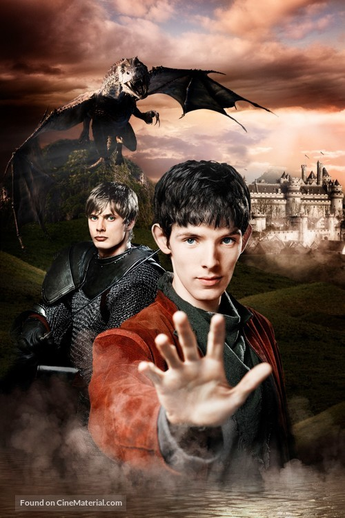 """Merlin"" - British Key art"