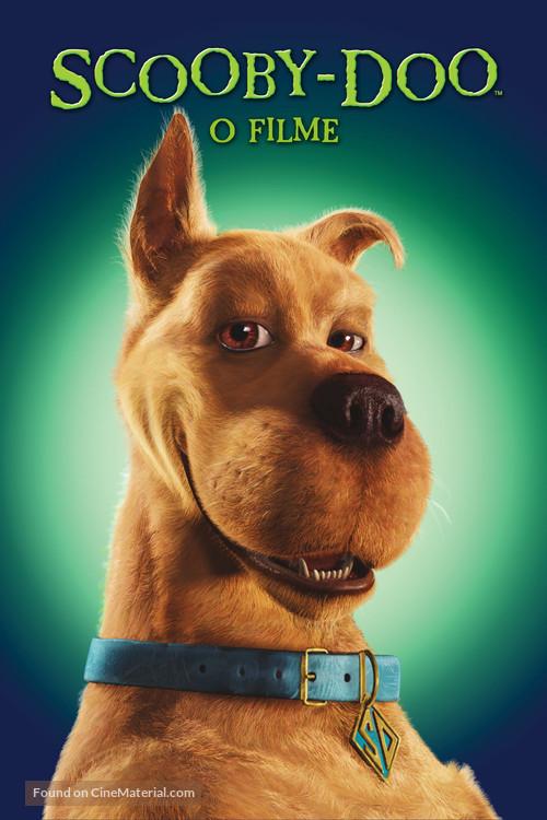 Scooby-Doo - Brazilian Movie Cover