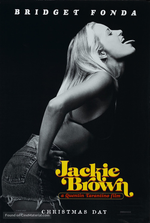 Jackie Brown - Teaser poster