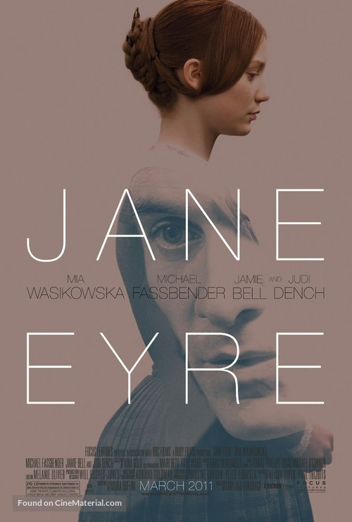 Jane Eyre - Movie Poster