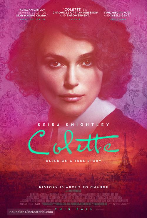 Colette - Movie Poster