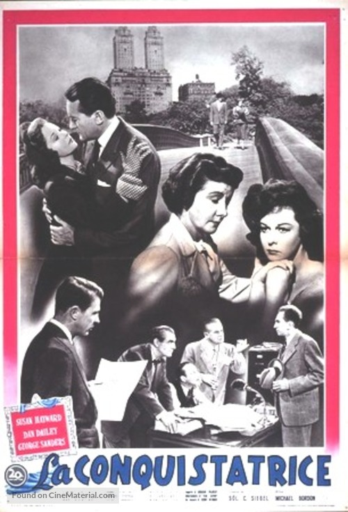 I Can Get It for You Wholesale - Italian Movie Poster