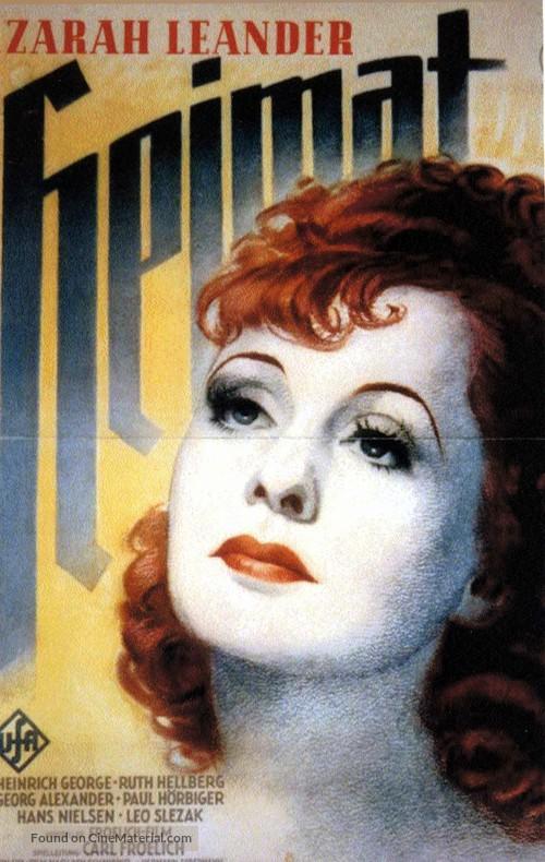 Heimat - German Movie Poster