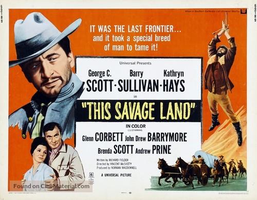 This Savage Land - Movie Poster