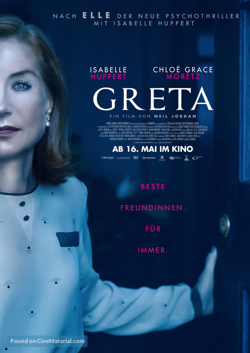 Greta - German Movie Poster