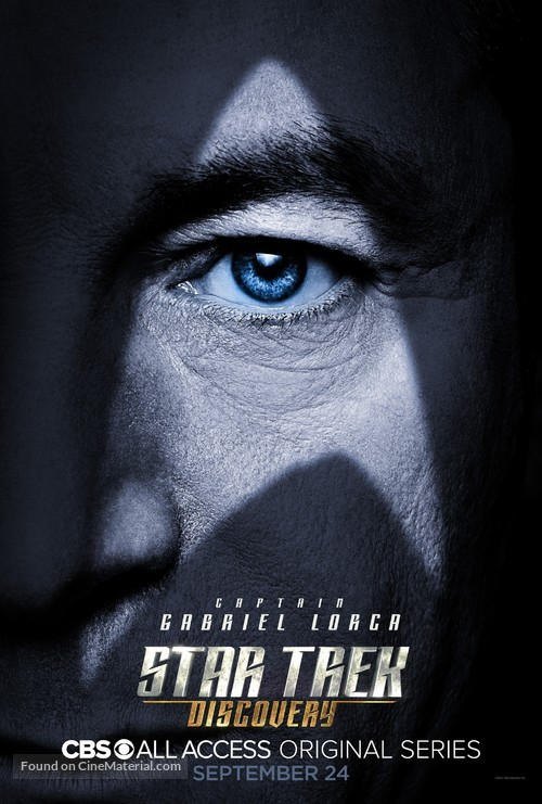 """Star Trek: Discovery"" - Movie Poster"
