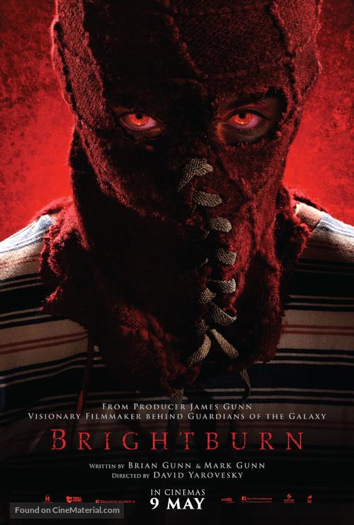 Brightburn - Malaysian Movie Poster