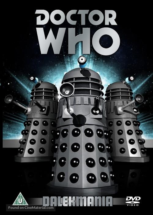 Dalekmania - British Movie Cover