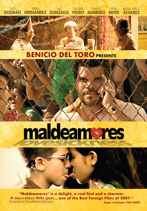 Maldeamores - Movie Poster