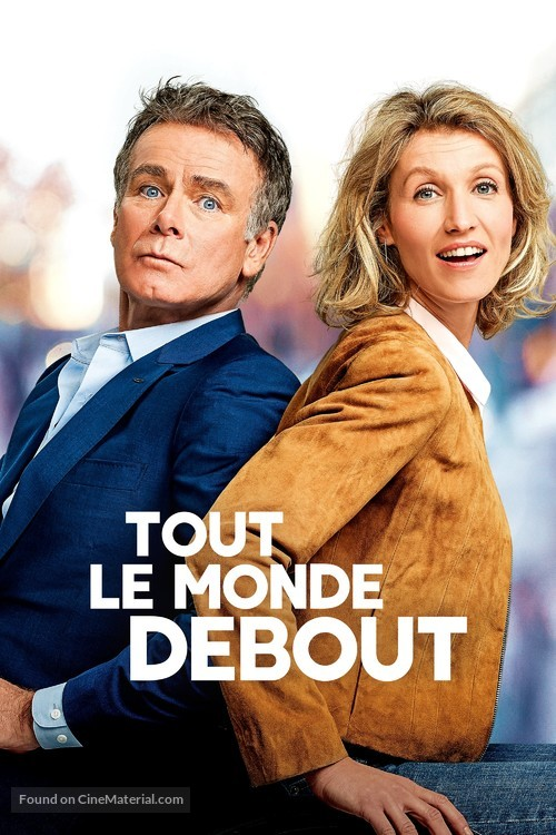 Tout le monde debout - French Movie Cover