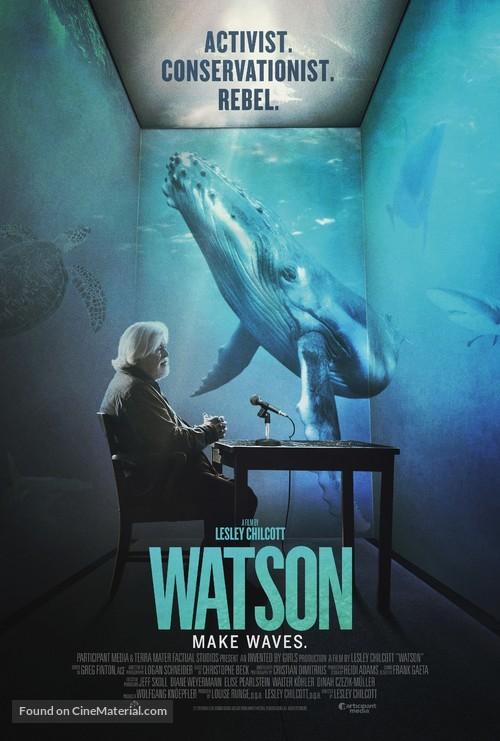 Watson - Movie Poster