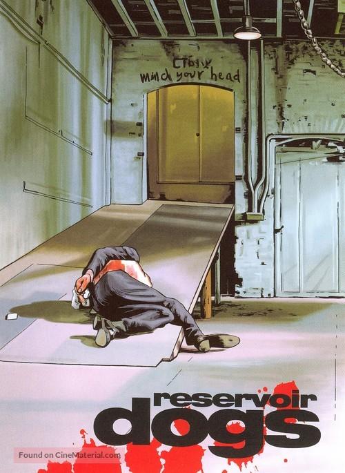 Reservoir Dogs - DVD cover