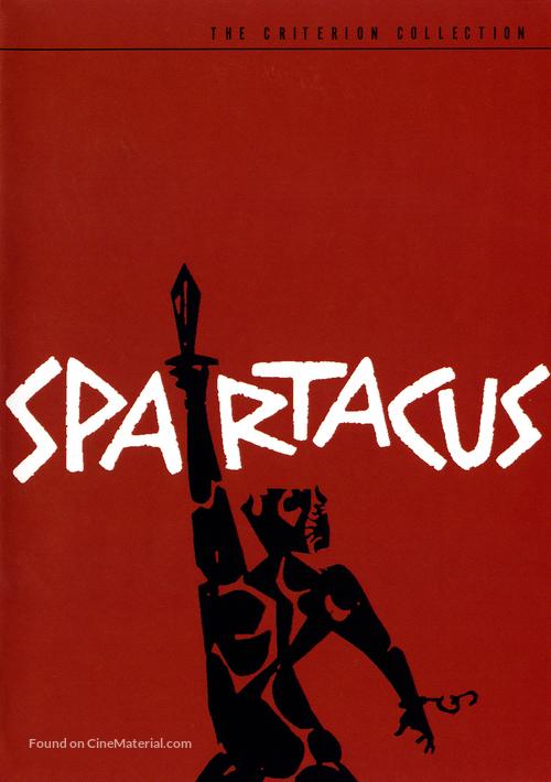 Spartacus - DVD movie cover