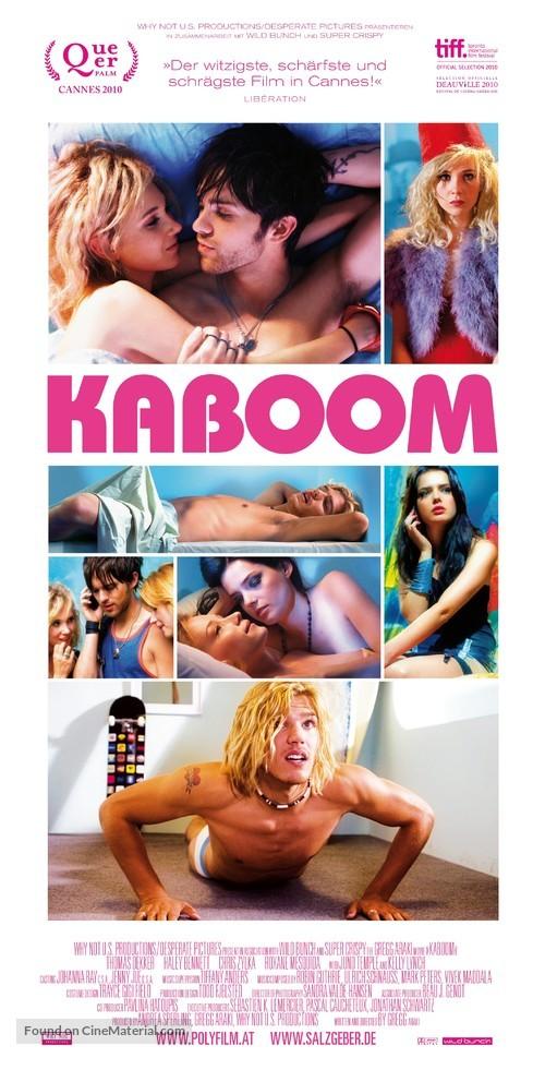 Kaboom - German Movie Poster