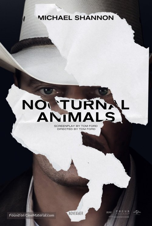 Nocturnal Animals - Movie Poster