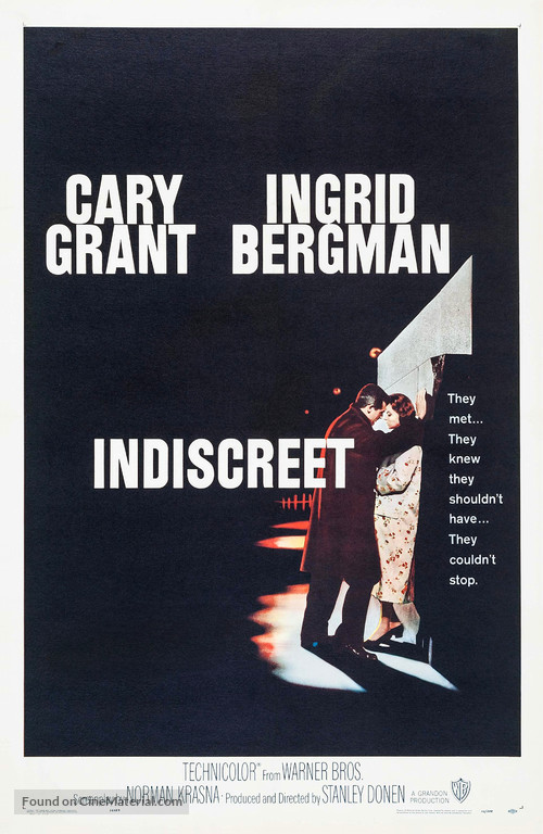 Indiscreet - Movie Poster