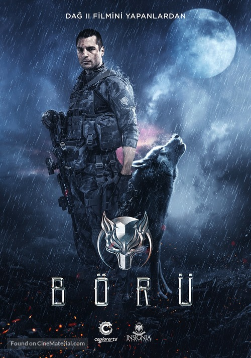 """Börü"" - Turkish Movie Poster"