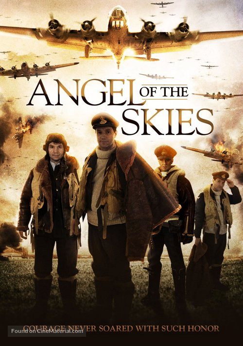 Angel of the Skies - DVD cover