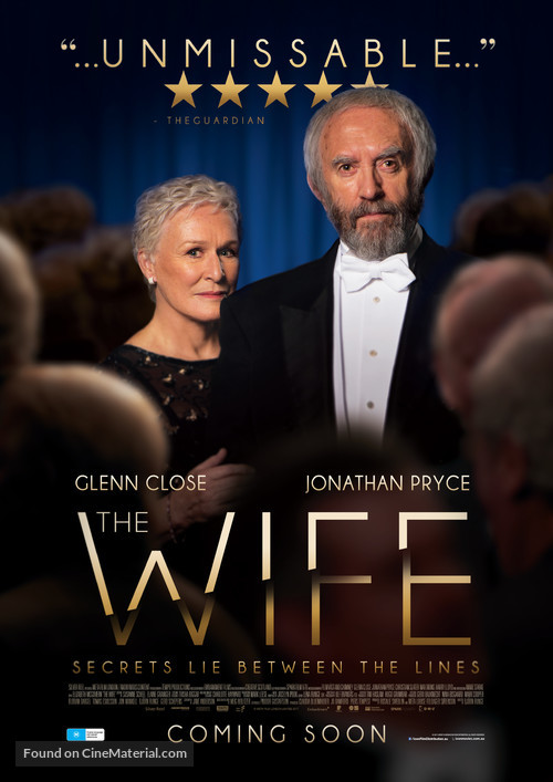The Wife - Australian Movie Poster