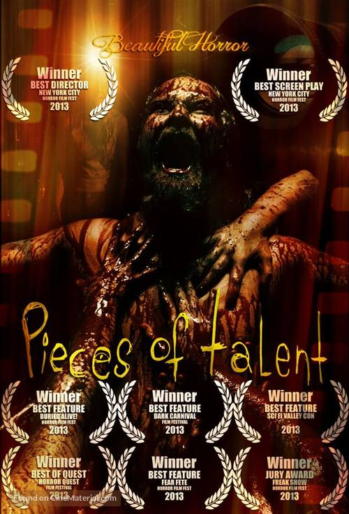 Pieces of Talent - Movie Poster