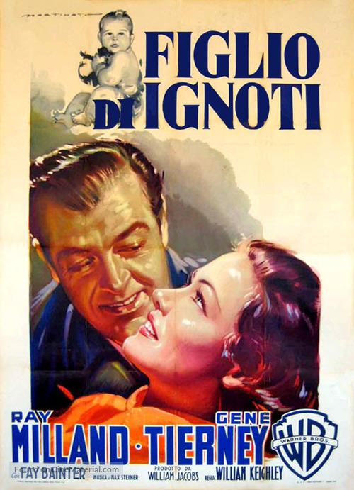 Close to My Heart - Italian Movie Poster