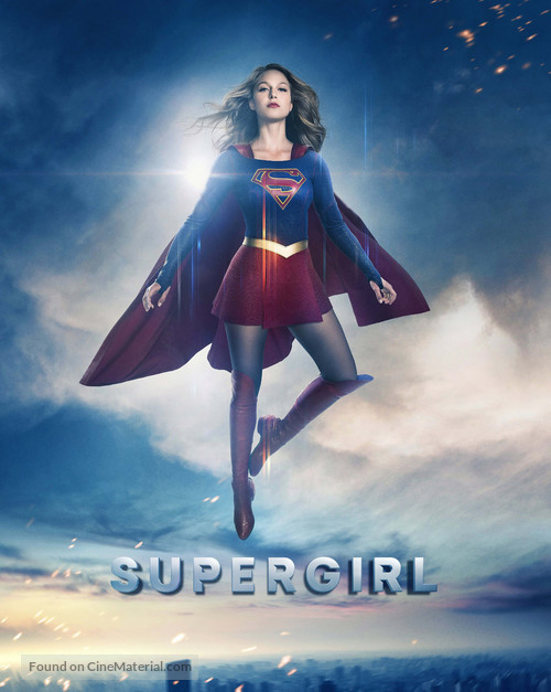 """Supergirl"" - Movie Poster"