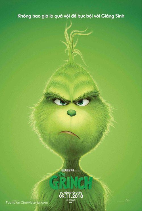 The Grinch - Vietnamese Movie Poster