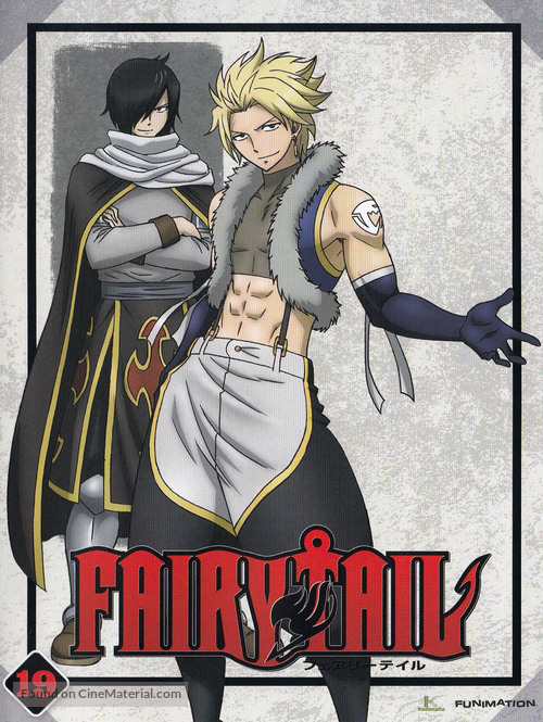 """""""Fairy Tail"""" - Movie Cover"""