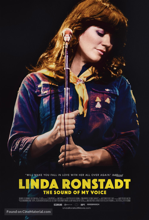 Linda Ronstadt: The Sound of My Voice - Movie Poster