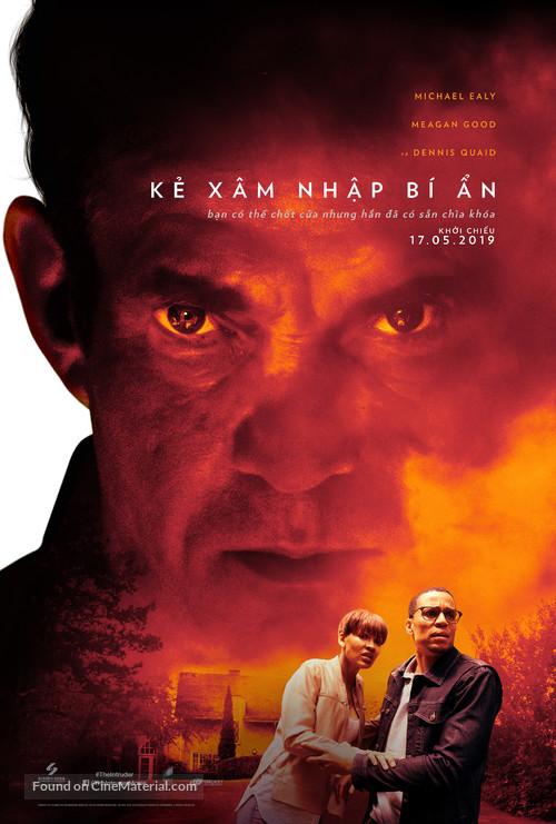The Intruder - Vietnamese Movie Poster