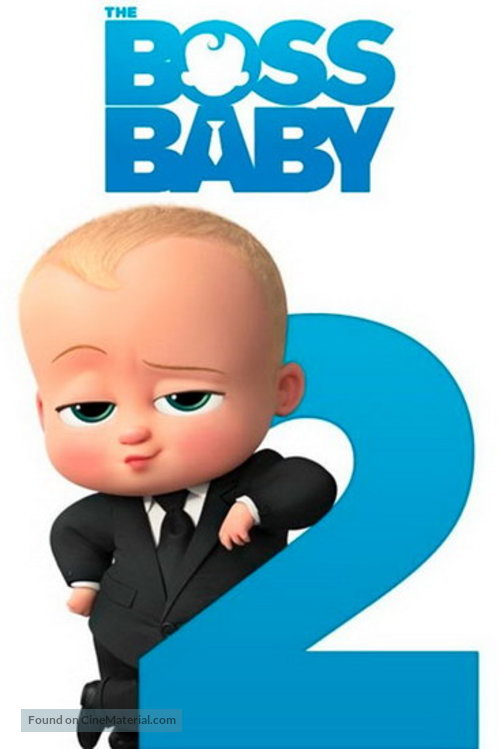 cozy fresh authentic quality online for sale The Boss Baby 2 (2021) movie poster