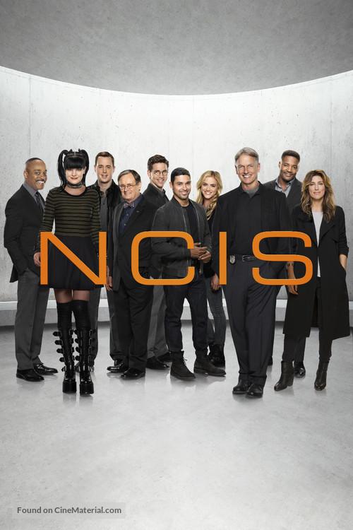 """Navy NCIS: Naval Criminal Investigative Service"" - Movie Cover"