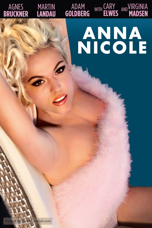 Anna Nicole - DVD movie cover