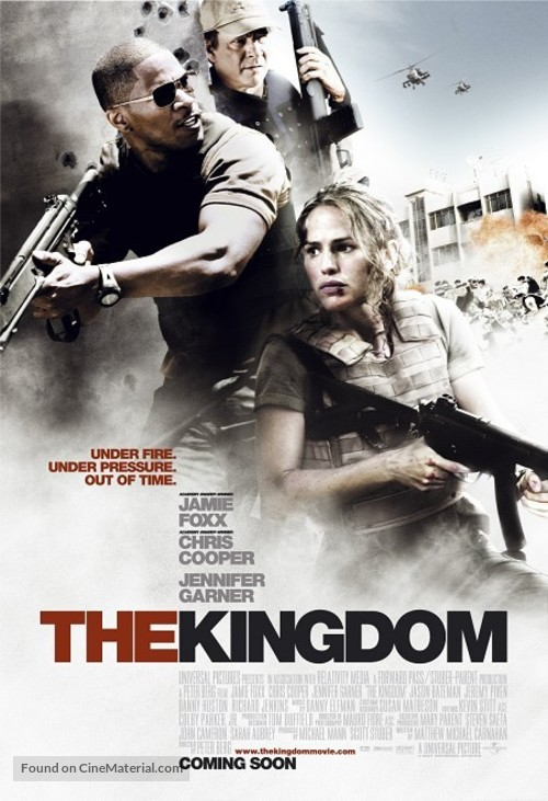 The Kingdom - Movie Poster