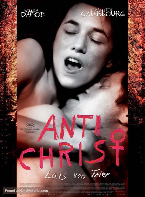 Antichrist - French Movie Poster
