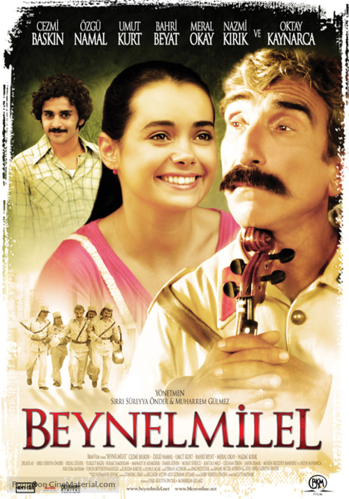 Beynelmilel - Turkish Movie Poster