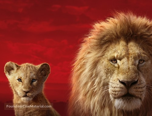 The Lion King 2019 Key Art