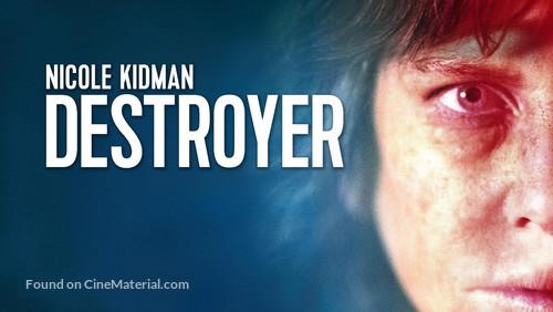 Destroyer - poster