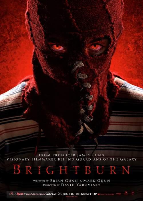 Brightburn - Belgian Movie Poster